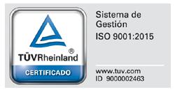 CertificadoTUV-ISO-9001